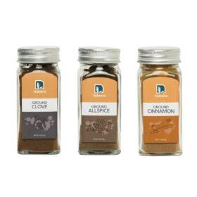 Ground Allspice & Clove & Cinnamon