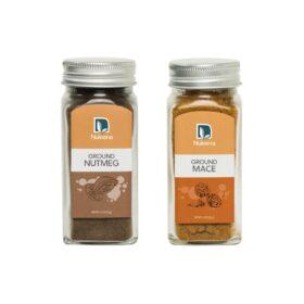 Ground Nutmeg & Mace